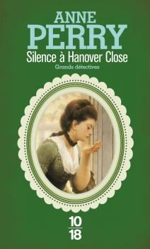 Couverture Silence à Hanover Close