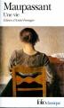 Couverture Une vie Editions Folio  (Classique) 2007