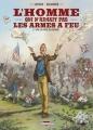 Couverture L'Homme qui n'aimait pas les armes à feu, tome 2 : Sur la piste de Madison Editions Delcourt (Conquistador) 2013