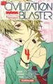 Couverture The civilization blaster, tome 04 Editions Kurokawa (Shônen) 2012