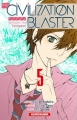 Couverture The civilization blaster, tome 05 Editions Kurokawa (Shônen) 2012
