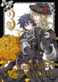 Couverture Undertaker Riddle, tome 3 Editions Ki-oon 2012