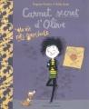 Couverture Carnet secret d'Olive, tome 1 : Ma vie très compliquée Editions Bayard (Jeunesse) 2013