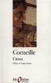 Couverture Cinna Editions Folio  (Théâtre) 2003