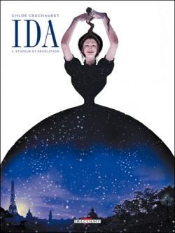 Couverture Ida, tome 3 : Stupeur et révélation