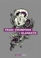 Couverture Blankets, Manteau de neige Editions Casterman (Ecritures) 2012