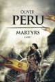 Couverture Martyrs, tome 1 Editions J'ai lu 2013