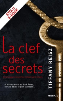 Couverture Chroniques d'une initiée : La clef des secrets