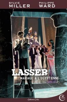 Couverture Lasser, détective des Dieux, tome 2 : Mariage à l'Egyptienne