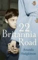 Couverture 22 Britannia Road Editions France Loisirs 2011