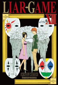 Couverture Liar game, tome 13