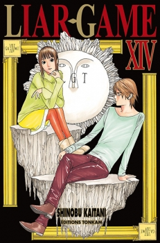 Couverture Liar game, tome 14