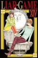 Couverture Liar game, tome 14 Editions Tonkam (Young) 2013