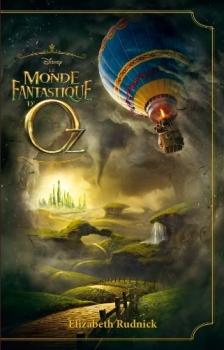 Couverture Le Monde fantastique d'Oz