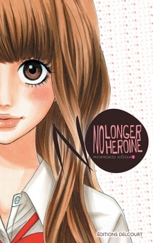 Couverture No longer heroine, tome 01