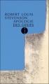 Couverture Apologie des oisifs Editions Allia 2003
