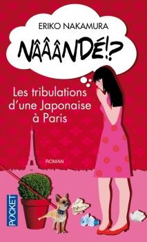 Couverture Nââândé !? : Les tribulations d'une Japonaise à Paris