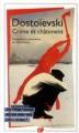 Couverture Crime et châtiment, intégrale Editions Flammarion (GF) 2011