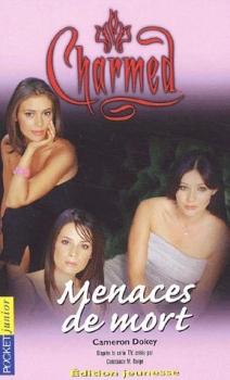 Couverture Charmed, tome 06 : Menaces de mort