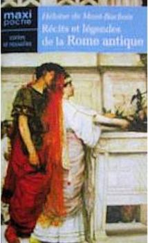 Couverture Récits et légendes de la Rome antique