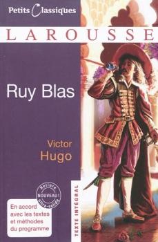 Couverture Ruy Blas