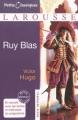 Couverture Ruy Blas Editions Larousse (Petits classiques) 2006