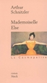 Couverture Mademoiselle Else Editions Stock (La Cosmopolite) 2005
