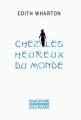 Couverture Chez les heureux du monde Editions Gallimard  (L'imaginaire) 2000