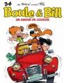 Couverture Boule & Bill, tome 34 : Un amour de cocker Editions Dargaud 2013