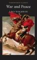 Couverture La guerre et la paix, intégrale Editions Wordsworth 2001