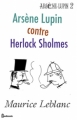 Couverture Arsène Lupin contre Herlock Sholmès Editions Feedbooks 2008
