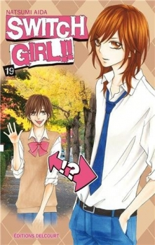 Couverture Switch Girl, tome 19