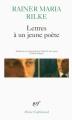 Couverture Lettres à un jeune poète Editions Gallimard  (Poésie) 2011