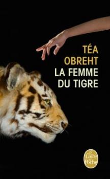 Couverture La Femme du tigre