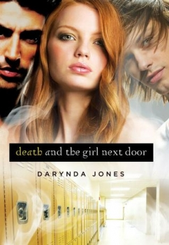 Couverture Darklight, book 1: Death and the Girl Next Door
