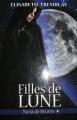 Couverture Filles de lune, tome 1 : Naïla de brume Editions Québec Loisirs 2008