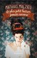 Couverture Le plus petit baiser jamais recensé Editions Flammarion 2013