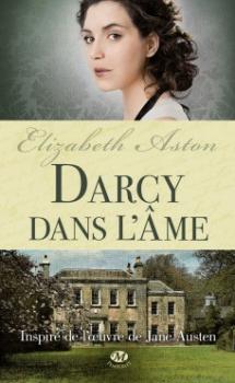 Couverture Darcy dans l'âme