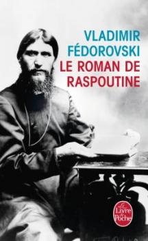Couverture Le roman de Raspoutine