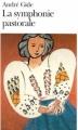 Couverture La symphonie pastorale Editions Folio  2008
