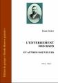 Couverture L'Enterrement des rats et autres nouvelles Editions Ebooks libres et gratuits 2006