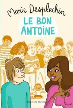 Couverture Le bon Antoine