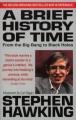 Couverture Une brève histoire du temps Editions Bantam Books 1995