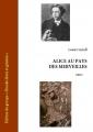 Couverture Alice au pays des merveilles / Les aventures d'Alice au pays des merveilles Editions Ebooks libres et gratuits 2012