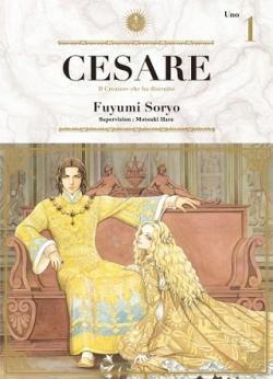 Couverture Cesare, tome 01