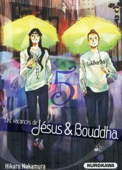 Couverture Les Vacances de Jésus & Bouddha, tome 05