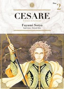 Couverture Cesare, tome 02