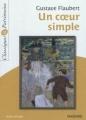 Couverture Un coeur simple Editions Magnard (Classiques & Patrimoine) 2012