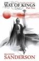 Couverture Les archives de Roshar, tome 2 : La voie des rois, partie 2 Editions Gollancz 2011