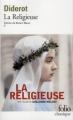 Couverture La Religieuse Editions Folio  (Classique) 2013